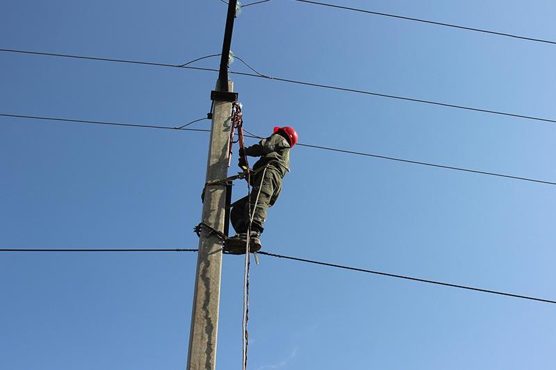 電気工事のチェック