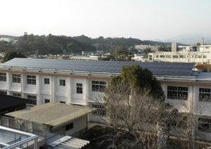 宮崎県西都市 妻中学校 平成23年3月